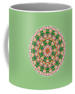 Orange Blush Coffee Mug