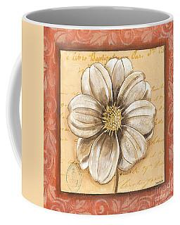 Orange Bohemian Dahlia 1 Coffee Mug