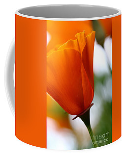 Orange California Poppy . 7d14789 Coffee Mug
