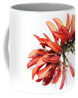 Orange Clover I Coffee Mug