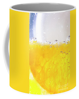 Orange Cocktail Glass Coffee Mug