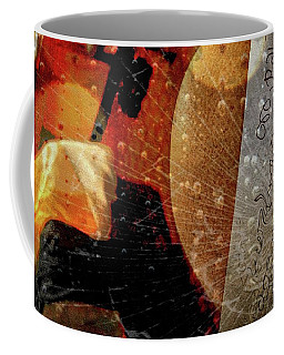 Coffee Mug featuring the photograph Orange Crush by Kathie Chicoine