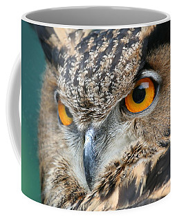 Coffee Mug featuring the photograph Orange Crush by Laddie Halupa