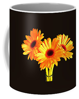 Orange Gerbera's Coffee Mug