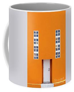 Orange Happy Coffee Mug