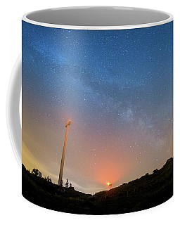 Orange Is The New Sky Coffee Mug