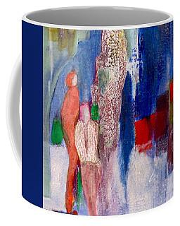 Orange Jumpsuit Coffee Mug