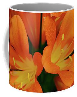 Orange Lilies No. 1-1 Coffee Mug