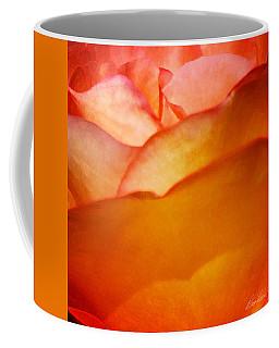 Orange Passion Coffee Mug