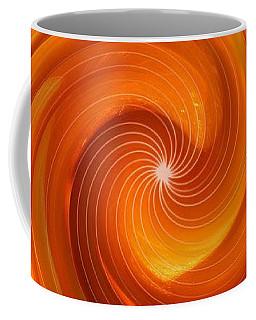 Orange Power Coffee Mug