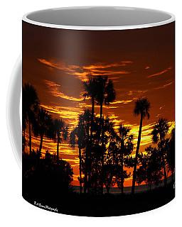 Orange Skies Coffee Mug