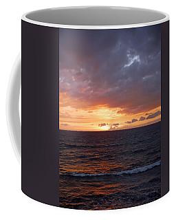 Orange Sky Coffee Mug