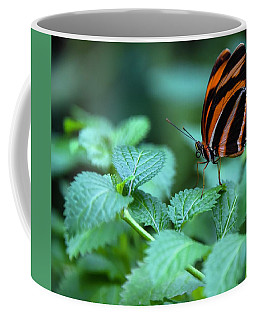 Orange Tiger Coffee Mug