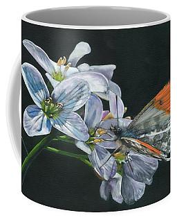Orange Tip  Coffee Mug