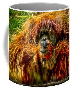 Orangutan Inspiration Coffee Mug