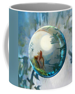 Orbital Flight Coffee Mug