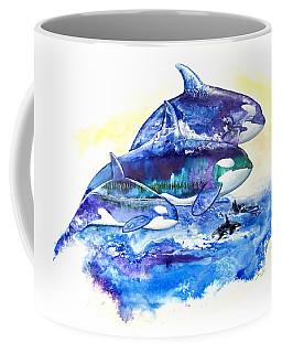 Orca Fantasy Coffee Mug