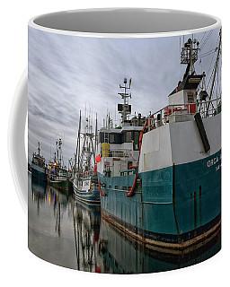 Coffee Mug featuring the photograph Orca Warrior by Randy Hall