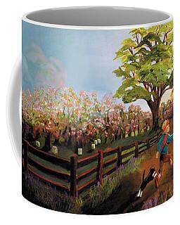 Orchard And Barn Coffee Mug