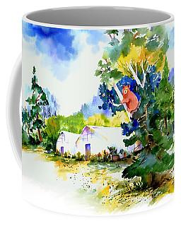 Orchard Springs Bear Coffee Mug