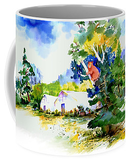Orchard Springs Bear Coffee Mug