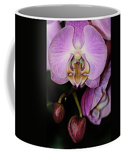 Orchid Life Coffee Mug