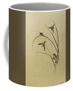 Orchid Sonata Coffee Mug