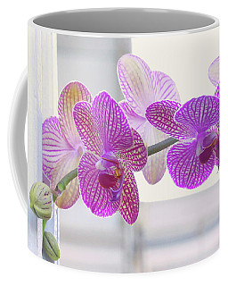 Orchid Spray Coffee Mug