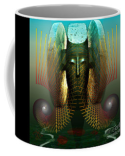 Order And Serenity Coffee Mug by Rosa Cobos