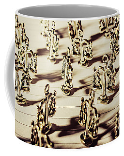 Coffee Mug featuring the photograph Order Of Law And Justice by Jorgo Photography - Wall Art Gallery