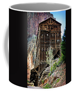 Ore Bins Coffee Mug