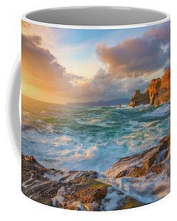 Coffee Mug featuring the photograph Oregon Coast Wonder by Darren White