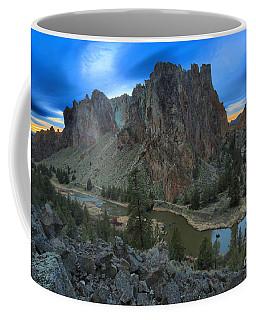 Oregon Desert Sunset Coffee Mug