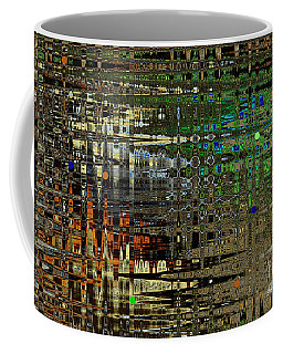 Oregon Coffee Mug by Diane E Berry