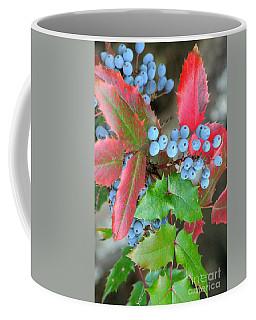 Oregon Grape Coffee Mug