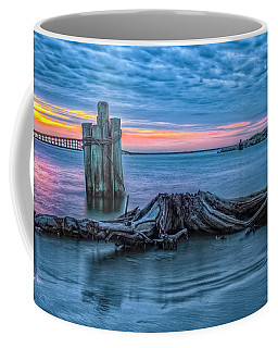 Oregon Inlet II Coffee Mug