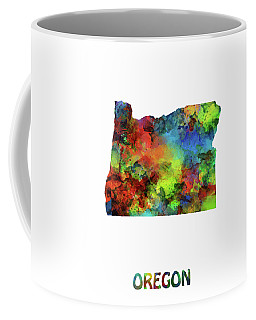 Oregon Coast Coffee Mugs
