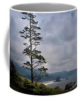 Oregon Ocean Vista Coffee Mug