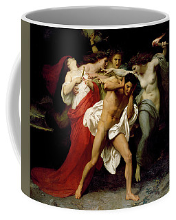 Orestes Pursued By The Furies Coffee Mug