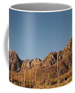 Organ Mountans At Sunrise-3 Coffee Mug