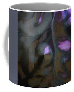 Organic Abstract Coffee Mug