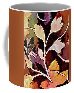 Organic Autumn Coffee Mug