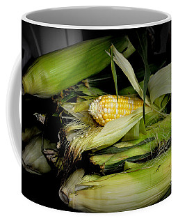 Organic Corn Coffee Mug