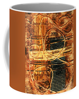 Organic - Portrait  Coffee Mug