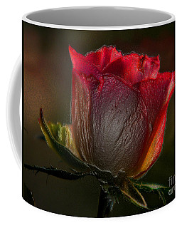 Organic Rose Coffee Mug