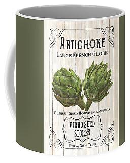 Organic Seed Packets 1 Coffee Mug
