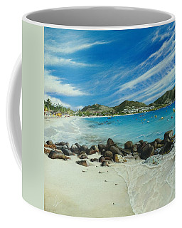 Orient Beach Coffee Mug
