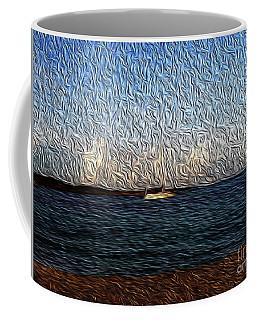 Orient Boat Coffee Mug
