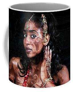 Orient Meets Baroque Coffee Mug
