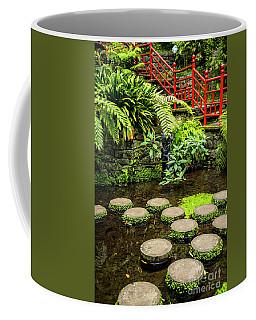 Oriental Garden Stepping Stones Coffee Mug